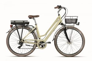 "E-City Bike Montana 28"" Uomo/Donna"