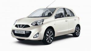 Nissan Micra Automatik