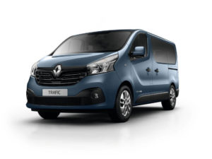 Renault Trafic Zen 9 Seats