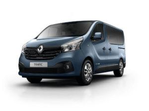 Renault Trafic Zen 9 Sitzplätze